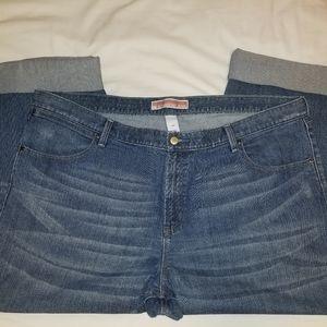 GAP 20R Boyfriend Jeans Plus Size